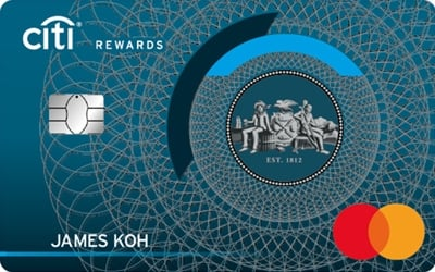 Citi Rewards Mastercard