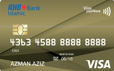 RHB Islamic Smart Value Credit Card-i credit card