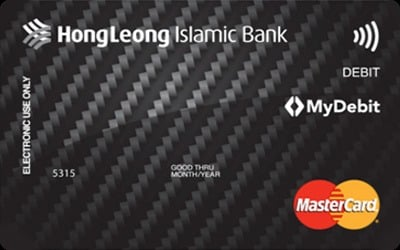 Hong Leong Debit Card-i credit card