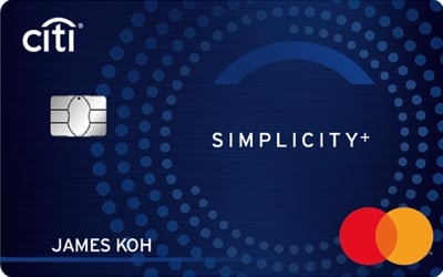 Citi Simplicity Mastercard® - 6% Interest back monthly