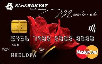 Bank Rakyat Kad Muslimah Celebrating Women