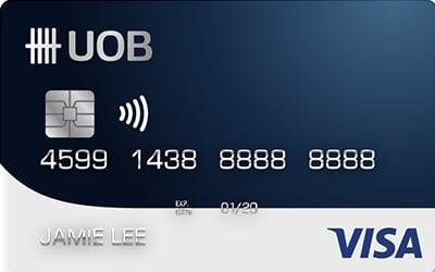 Uob Visa Basic Card Fee Waiver