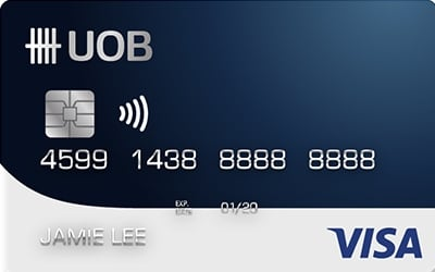 UOB Visa Basic Card