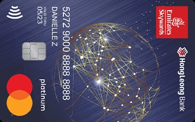 Hong Leong Emirates HLB Platinum Card