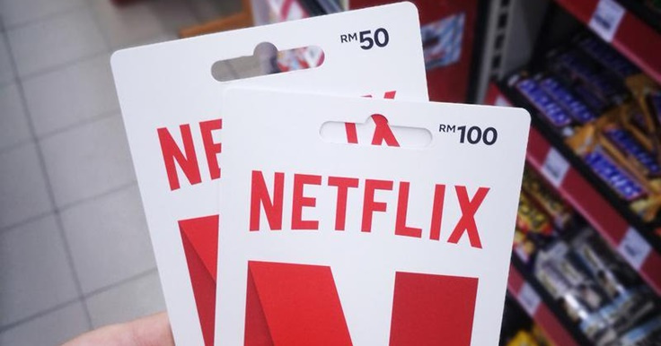You Can Now Buy Netflix Gift Cards At 7-Eleven