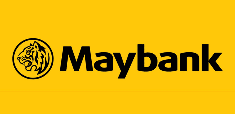 Image result for MAYBANK logo""