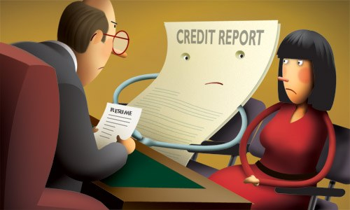 credit report check