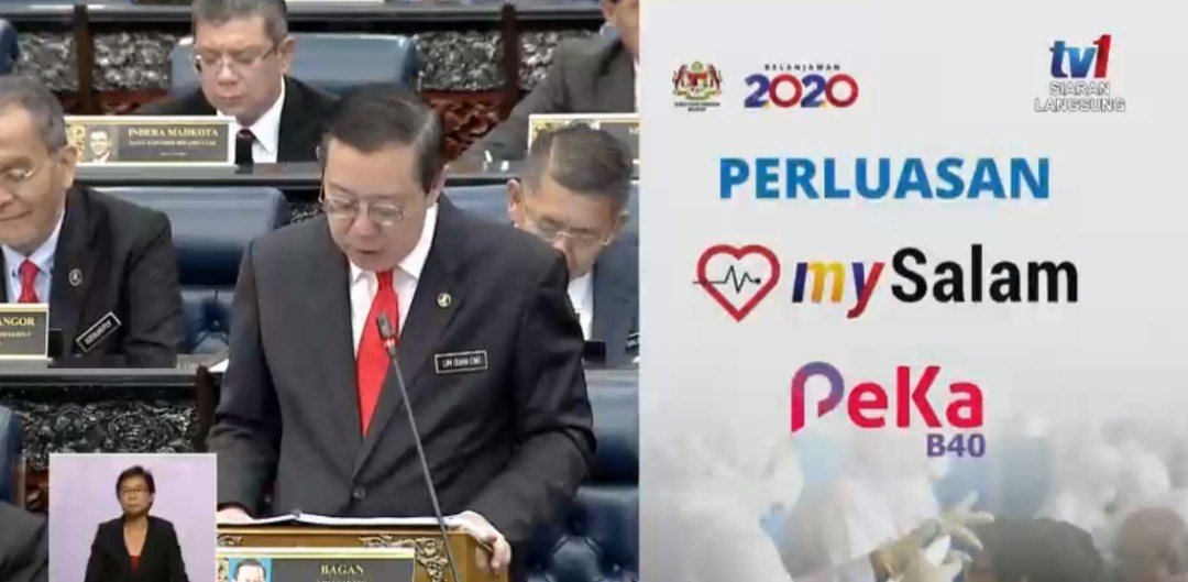 Budget 2020 Malaysia: Government Expands MySalam Takaful and PeKa B40 Coverage