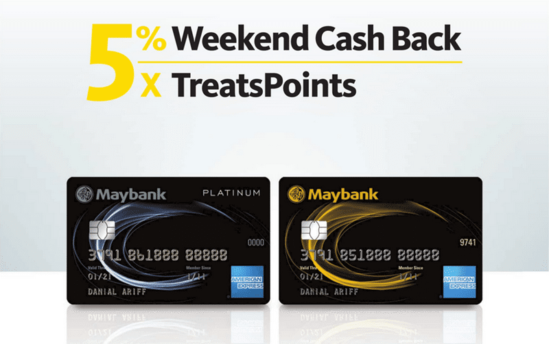 Maybank 2 Gold & Platinum Cards Review 2018: Evergreen