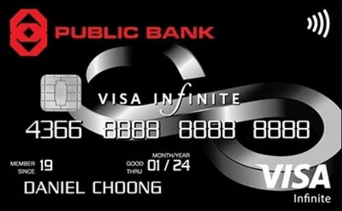 Public Bank Revises Visa Infinite Card Features, Now Offers Increased Overseas Cashback