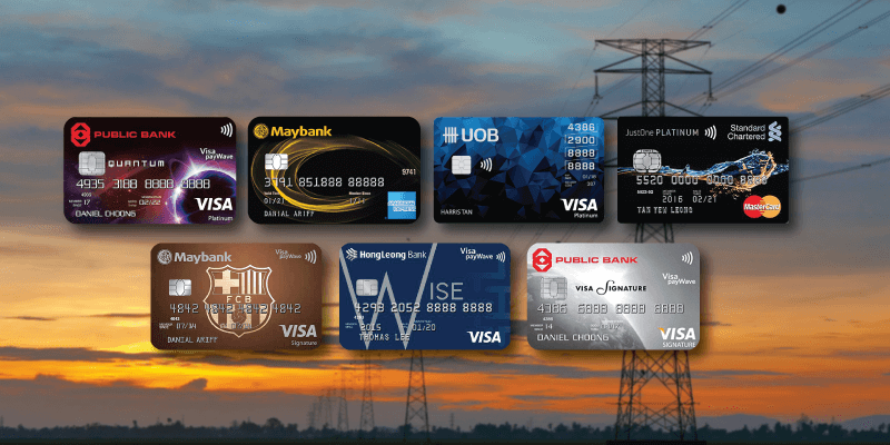 What Is The Best Credit Card To Pay For Utilities In Malaysia?