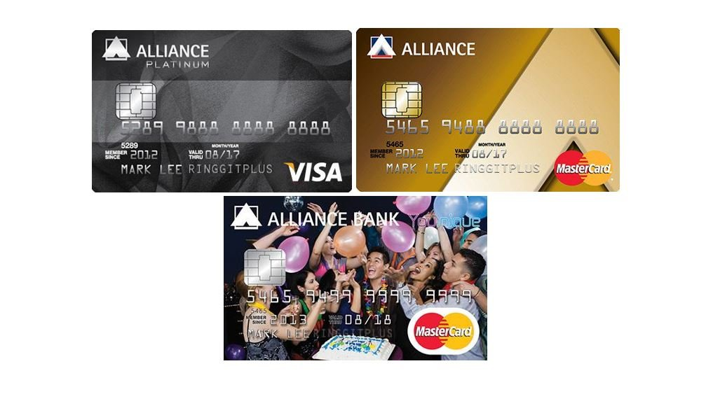 Timeless Bonus Points Revision For Alliance Bank Platinum, Gold, And You:nique Rewards Credit Cards