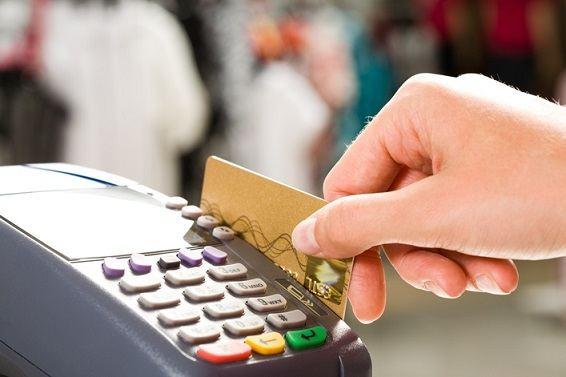 Image result for credit cards and shopping