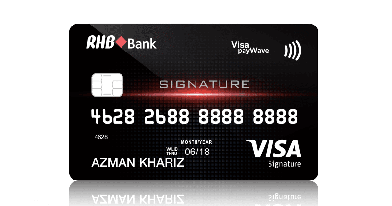 RHB Bank Visa Signature Review 2018: Designed For Travellers