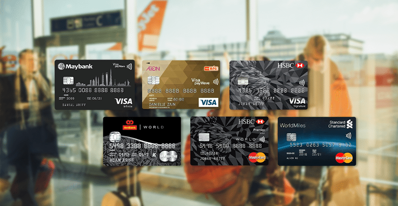 6 Best Free Airport Lounge Access Credit Cards In Malaysia 2018