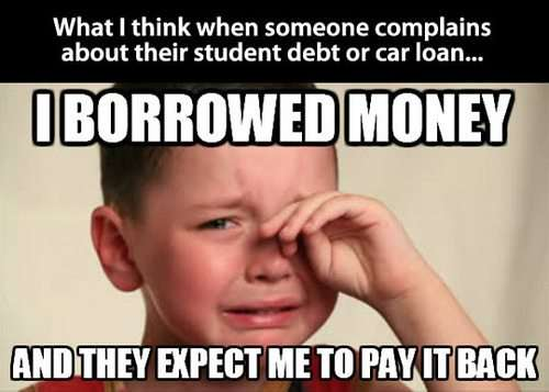 debt.862581730 funniest finance memes ringgitplus com,Credit Or Debit Meme