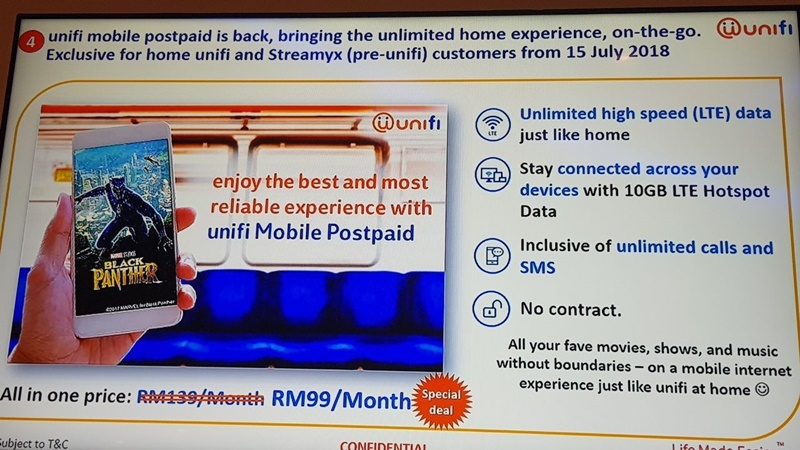 Unifi Basic, Unifi Turbo Boost, 2x Streamyx Speeds, And More