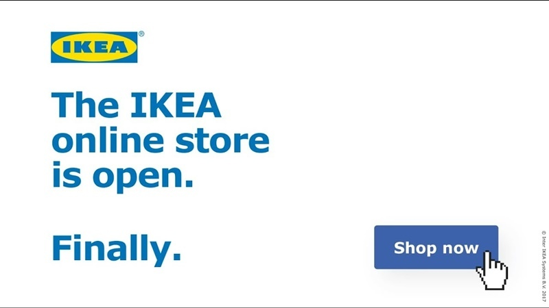 ikea online store malaysia officially opens here 39 s what. Black Bedroom Furniture Sets. Home Design Ideas