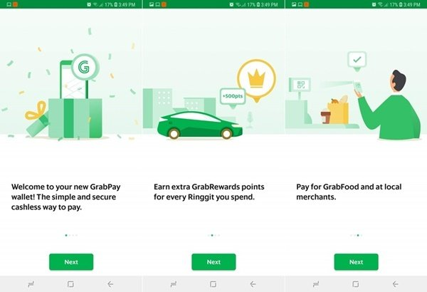 Grab Is Now Unlocking GrabPay E-Wallet In Malaysia