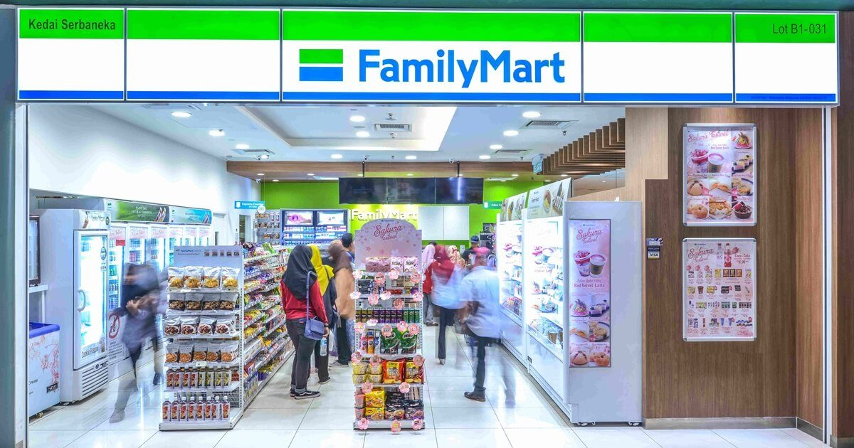 Family Mart Releases Loyalty App Offering Free Ice Cream, Vouchers, And More