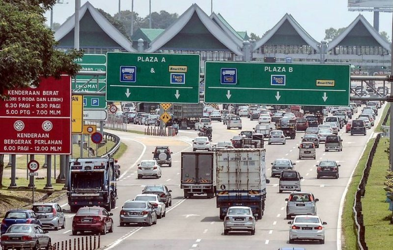 Up To 30% Toll Discounts This CNY