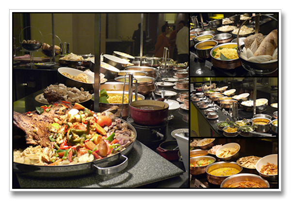 Ramadhan buffet at Le Meridien KL. Picture courtesy of the Le Meridien website.