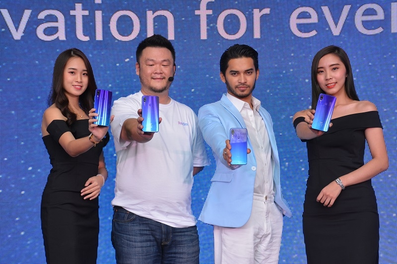 Xiaomi Launches Redmi Note 7 and Redmi 7 In Malaysia At Aggressively Low Prices
