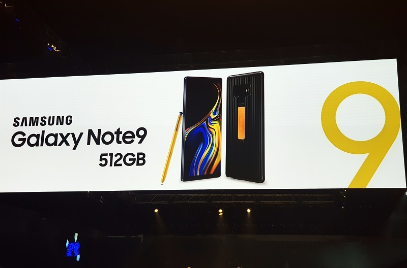 Samsung Malaysia Sold Three Galaxy Note 9 Smartphones For RM115,000