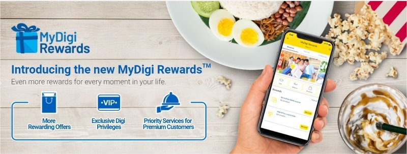 Digi Launches Upgraded MyDigi Rewards With New Tiers And Benefits