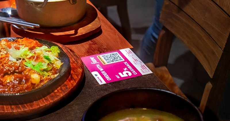 Fave Introduces Table Ordering Feature, Order And Pay For Meals At The Table