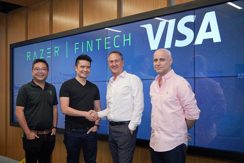 Razer Fintech Partners With Visa To Offer Prepaid Credit Card On Razer Pay