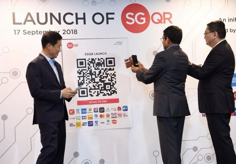 Singapore Launches SGQR, A Unified QR Code For Payments