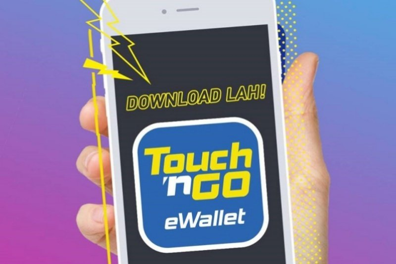 Get Rewarded When You Shop With Touch 'n Go E-wallet At Mid