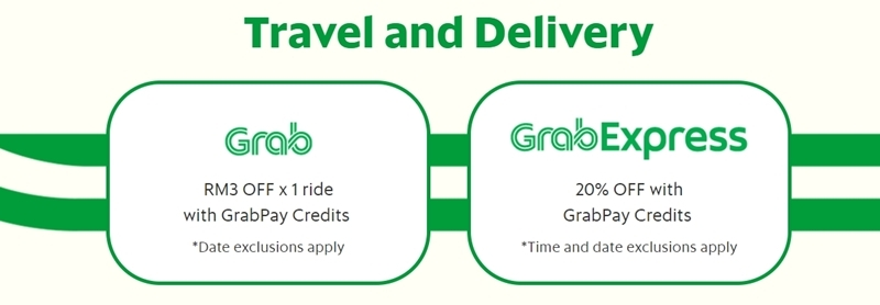 Grab Offers Pek Senang Raya At Only RM2, Offers Discounts Worth