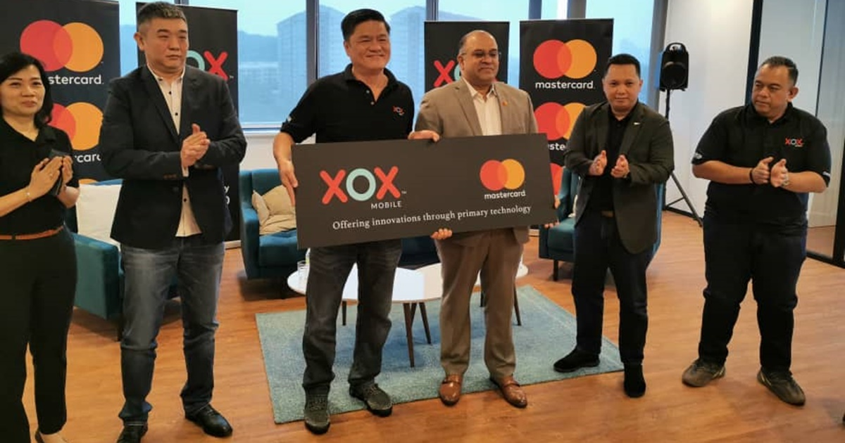 XOX Mobile To Launch New E-Wallet App With Prepaid Mastercard