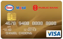 Esso Public Bank Visa Card