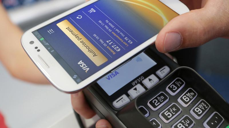 Your mobile phone, your credit card?