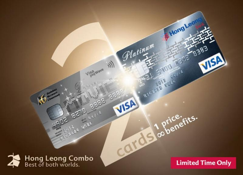 Get The Best of Both Worlds With Hong Leong Credit Cards