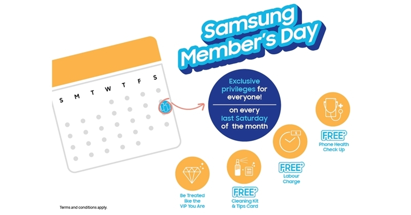 Samsung Member's Day Gives Some Love For Out-Of-Warranty Phones