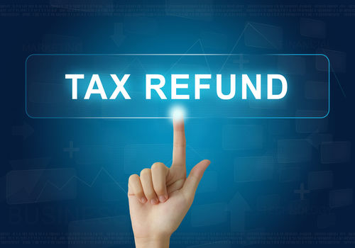 Is Your Tax Refund on The Way? Don't Spend it Just Yet