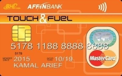 Affin Bank Renews Rebate Campaign For BHPetrol Touch & Fuel Mastercard