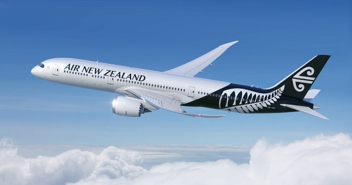 Air New Zealand Named Best Airline For 2020