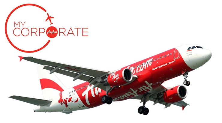 RHB Corporate And Purchasing Cardholders Can Now Enjoy AirAsia's MyCorporate Benefits