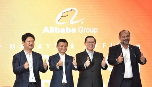 Jack Ma Opens First Alibaba Southeast Asia Office In Kuala Lumpur