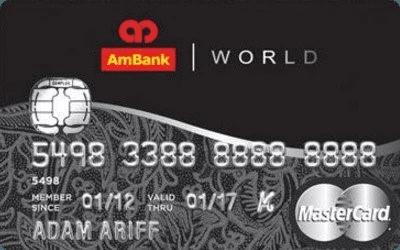 RinggitPlus AmBank World MasterCard