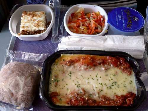 What Do People Around The World Eat On Their Flight?