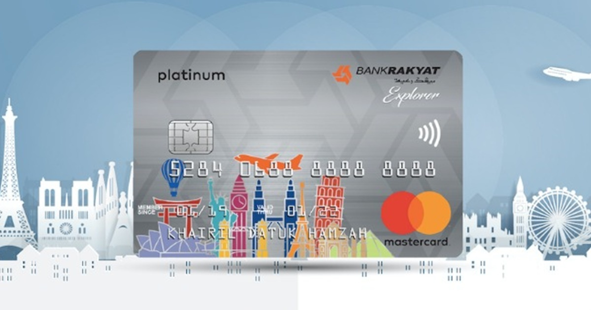 Bank Rakyat's First Travel Credit Card Offers Impressive Benefits To Frequent Travellers