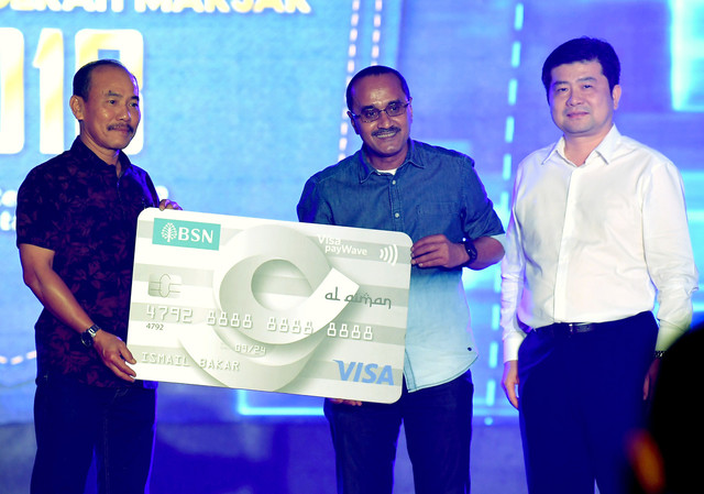 BSN Launches G-Card Visa Credit Card, Available Exclusively For Civil Servants