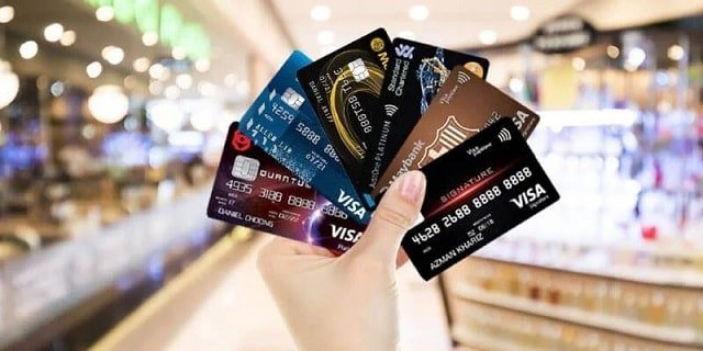 Top credit cards in Malaysia 2020