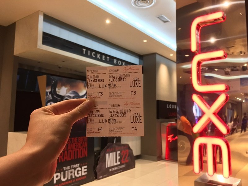 6 Premium Class Cinemas In Malaysia 2018 Which Is Worth Your Money
